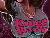 Killer Rack Teaser Poster