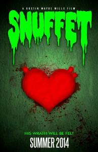 Snuffet Teaser Poster