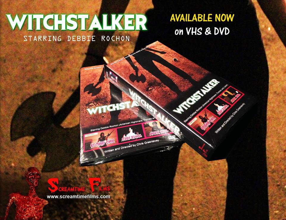 Witchstalker promo stuff