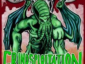 Grindsploitation 3 poster art by Martin Trafford