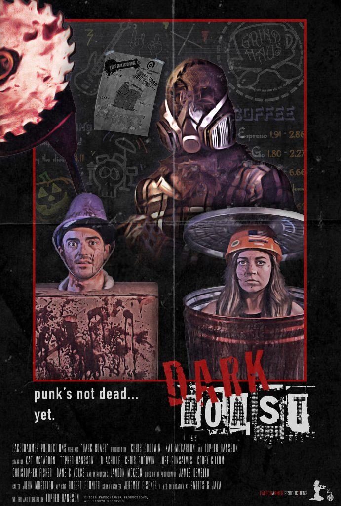 DarkRoastPoster