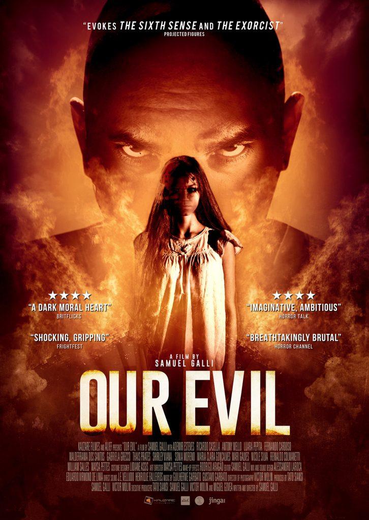 OurEvil-poster internacional